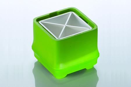 極地冰盒方竹系列-綠色(三角形冰)
