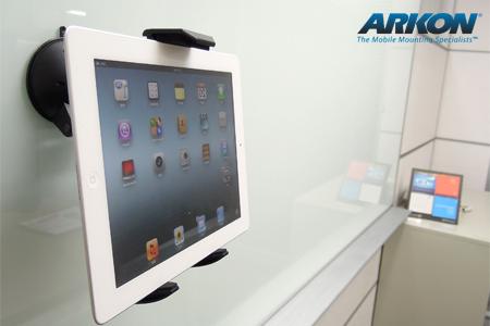 平板電腦 萬用型支架矽膠吸盤組