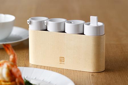 [JIA Inc.] 品系列-中式調味罐組