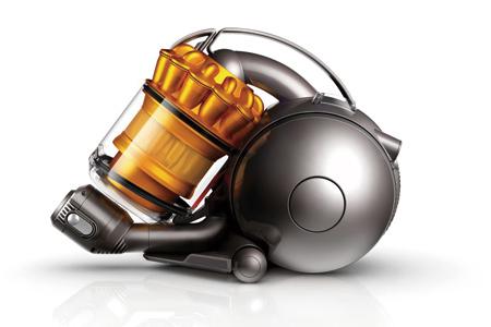 DYSON DC36 圓筒式吸塵器(鈦黃色)